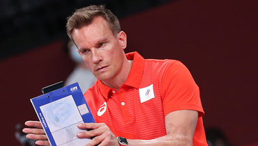 Саммелвуо прокомментировал выход сборной России поволейболу вплей-офф Олимпиады спервого места вгруппе