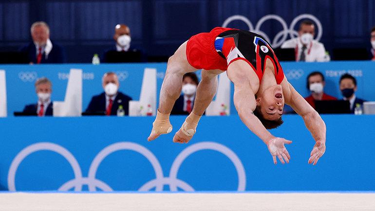 Никита Нагорный. Фото AFP