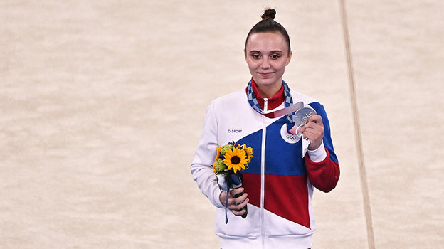 Анастасия Ильянкова. Фото AFP