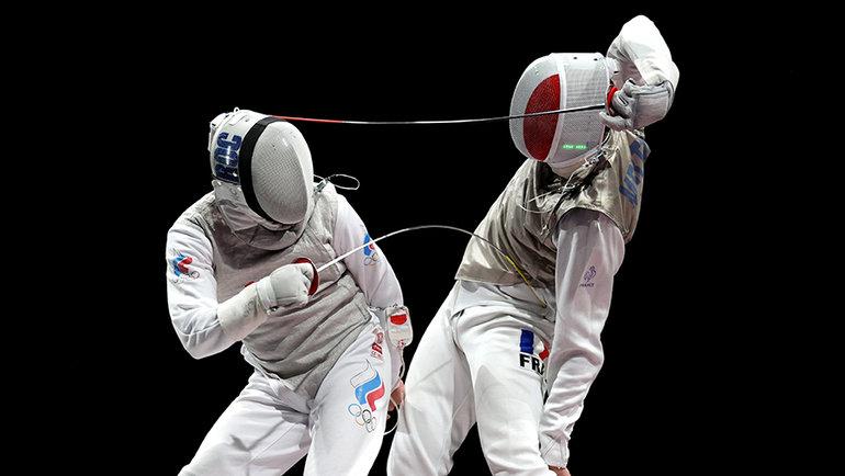 Антон Бородачев вовремя поединка сЖульеном Мертеном. Фото Getty Images