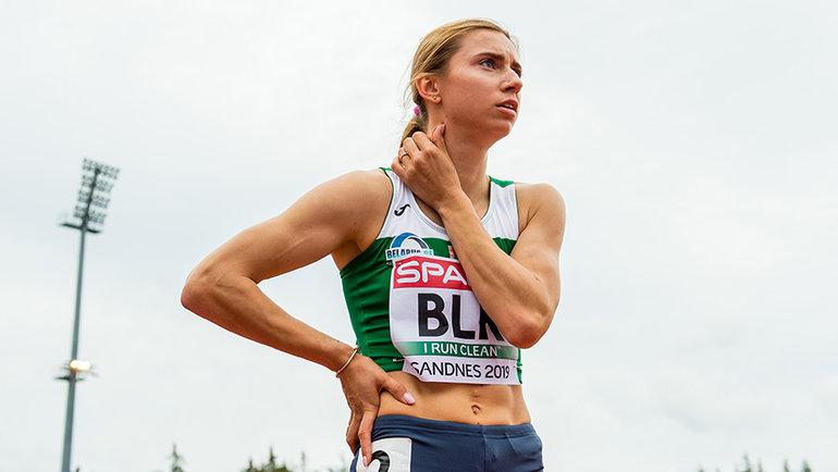 Кристина Тимановская. Фото Getty Images