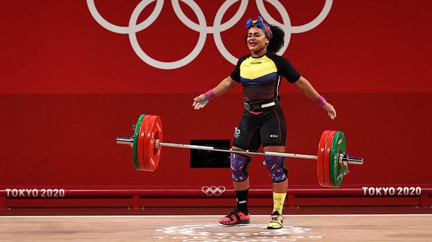 Нейси Патрисия Дахомес. Фото Getty Images