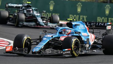 Окон выиграл «Гран-при Венгрии», Мазепин нефинишировал