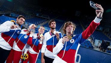 Россия наОлимпиаде-2020: золотой покер вконце недели!