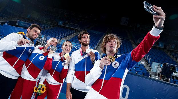 Олимпиада 2021. Россияне ввыходные завоевали вТокио четыре медали высшего достоинства