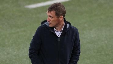 Виктор Гончаренко объяснил ошибку Сафонова, после которой «Краснодар» пропустил гол
