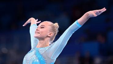 Ангелина Мельникова. Фото Reuters