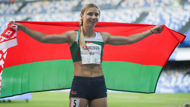 Кристина Тимановская. Фото Global Look Press