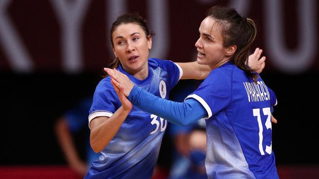 Олимпийские игры 2021. Гандбол. Женщины. Россия— Испания— 34:31. Обзор матча