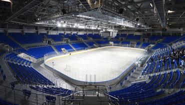 Арена «Шайба». Фото Getty Images