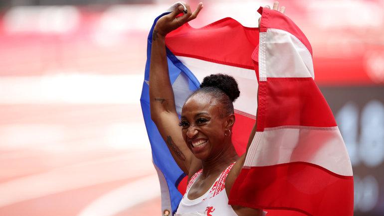 Жасмин Камачо-Куинн. Фото Reuters