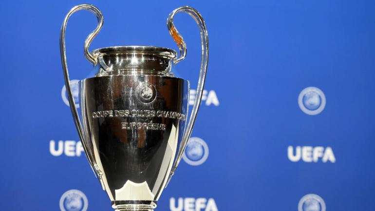 Кубок европейских чемпионов. Фото UEFA.com