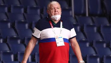Трефилов объяснил, почему перестал кричать наматчах сборной России наОлимпиаде: «Начальники сказали»