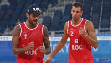 Вячеслав Красильников (слева) иОлег Стояновский.