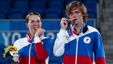 Павлюченкова опубликовала первый пост вInstagram после завоевания золота Олимпиады вТокио