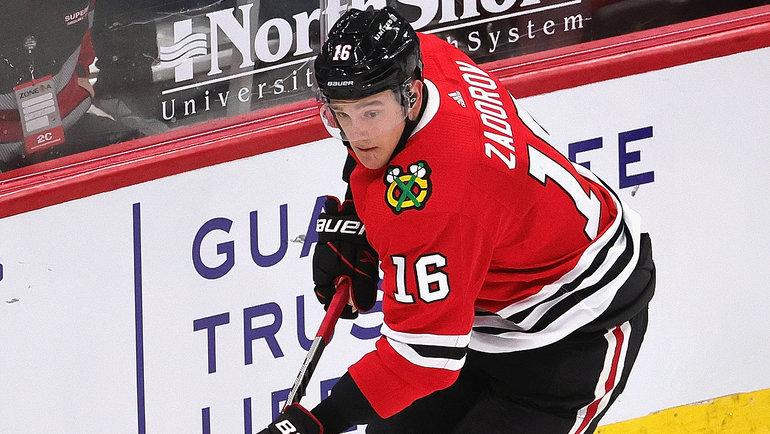 Никита Задоров. Фото Getty Images