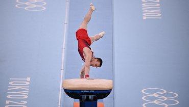 Немов объяснил, почему Аблязин невыиграл золотую медаль Олимпиады вТокио