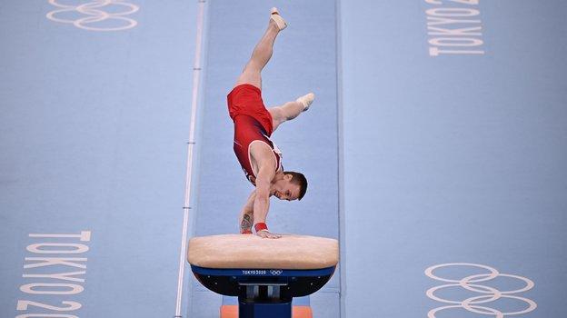 Денис Аблязин. Фото AFP