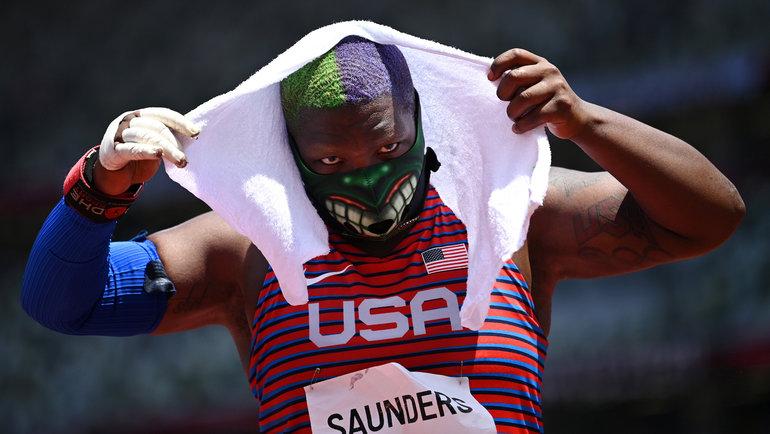 Рэйвен Сондерс. Фото Reuters
