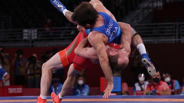 Олимпиада 2021: греко-римская борьба. Сборная России осталась без золота впервый день турнира Токио-2020