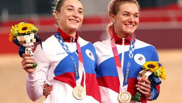 Шмелева — о бронзе Олимпиады: «Разочарование есть. Не хотели делать шаг назад по сравнению с Рио»