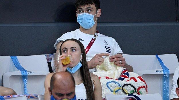 Том Дэйли. Фото AFP