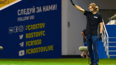Балахнин считает, что Карпин принял правильное решение, покинув «Ростов»