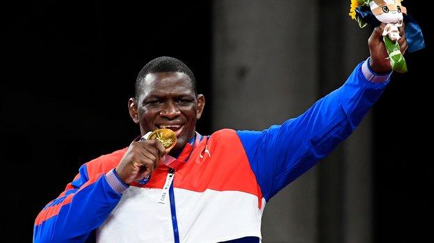 Александр Карелин иМихайн Лопес Нуньес: кто изборцов греко-римского стиля более великий, кубинец выиграл золото наОлимпиаде 2021