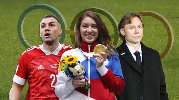 Российский футбол или выступление россиян наОлимпиаде 2021: что популярнее, мнение