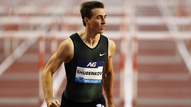 Сергей Шубенков получил травму иснялся сдистанции наОлимпийских играх вТокио