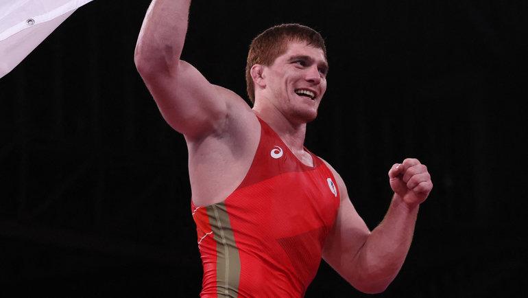 Муса Евлоев. Фото AFP