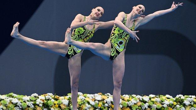 Олимпиада 2021. Синхронное плавание. Как выступили россиянки вТокио вквалификации