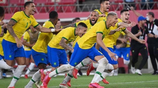 Олимпиада 2021, футбол: обзор полуфинальных матчей, вфинале сыграют Бразилия иИспания
