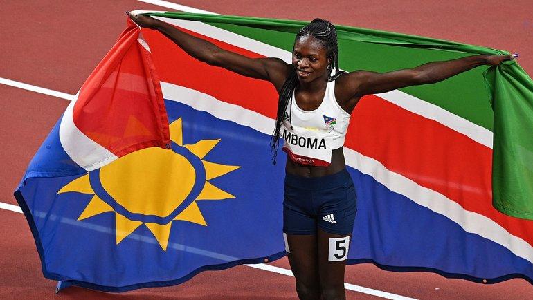 Кристин Мбома. Фото AFP