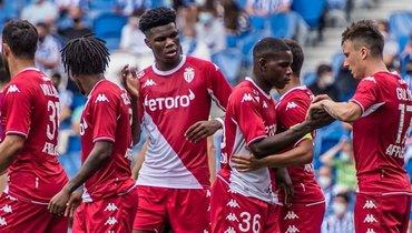 Лига чемпионов, 3-й отборочный раунд: «Монако» победил «Спарту» идругие матчи