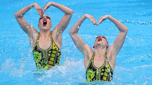 Светлана Колесниченко иСветлана Ромашина. Фото Reuters