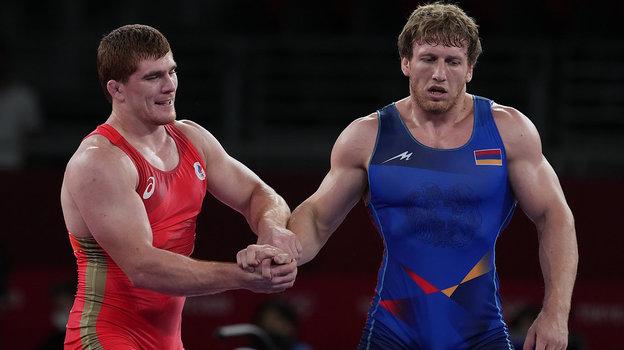 Олимпиада 2021, греко-римская борьба: армянский борец Артур Алексанян считает, что Муса Евлоев выиграл нечестно, скандал вТокио