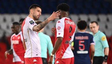 Полузащитник «Монако» Тшуамени подвергся расистским оскорблениям вовремя матча против «Спарты»