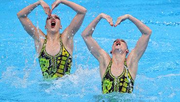 Олимпиада-2020, синхронное плавание: дуэты, произвольная программа. Где смотреть