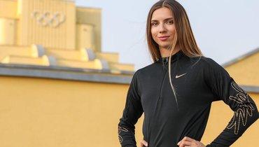 Кристина Тимановская. Фото Instagram