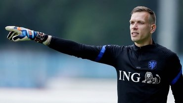 «Брест» подписал вратаря сборной Нидерландов