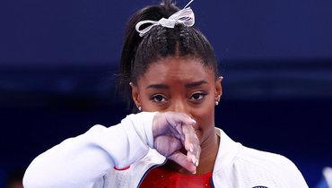 Байлз рассказала осмерти тети вовремя Олимпиады вТокио