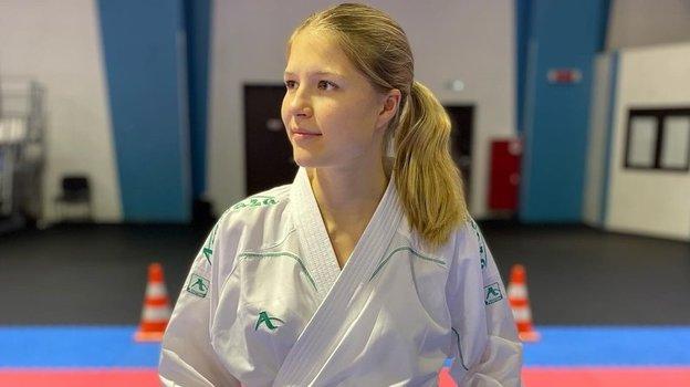 Олимпиада 2021, карате: россиянка Анна Чернышева заразилась коронавирусом— кто она, где каратистка могла заболеть— еефото икак выглядит