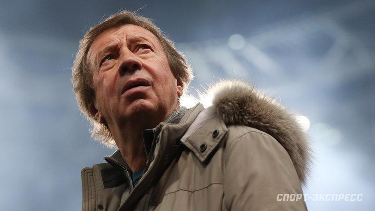Семин заменил Карпина в «Ростове». Легенда идет зарекордом Бескова