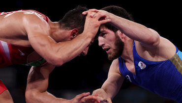 Заур Угуев. Фото Getty Images