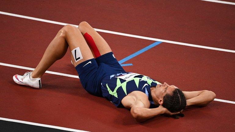 Илья Шкуренев. Фото AFP