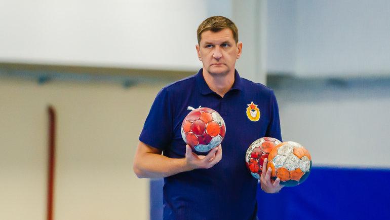 Олег Ходьков. Фото Василий Пономарев
