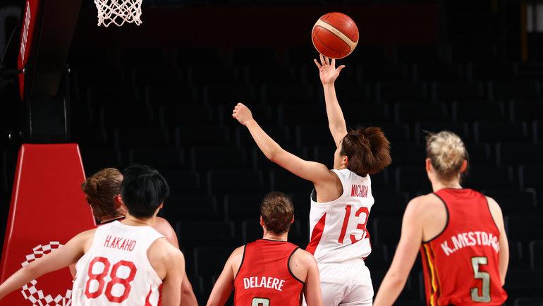 Япония— Бельгия— 86:85. Фото Reuters