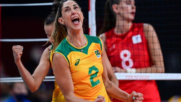 Бразилия— Россия— 3:1. Фото AFP