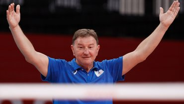 Тренер сборной России поволейболу заявил, что небыл готов кматчу сБразилией вчетвертьфинале Олимпиады